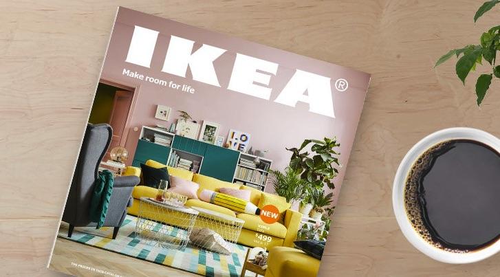 In uscita il nuovo catalogo Ikea 2018 Design Italia