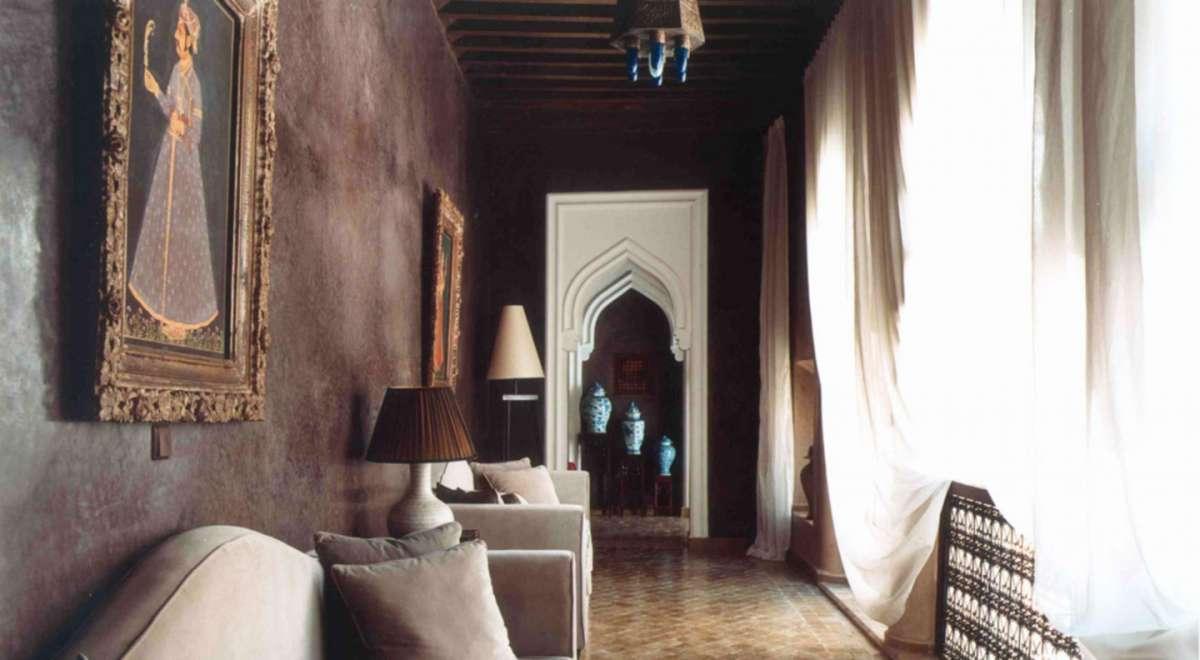 Arredare casa in stile marocchino design italia