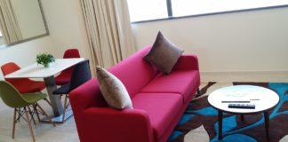 divano per ospiti