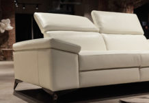 divani in pelle su misura