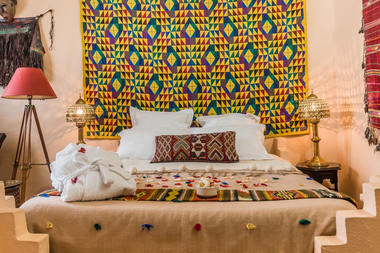 Arredamento Etnico Africano : Tendenze l arredo etnico design italia
