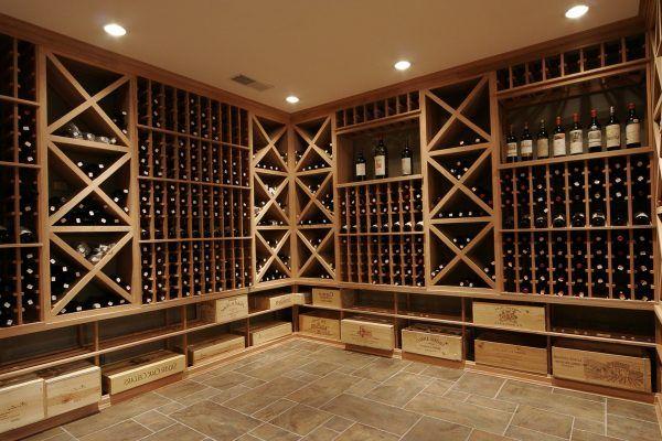 Mobili per la conservazione del vino