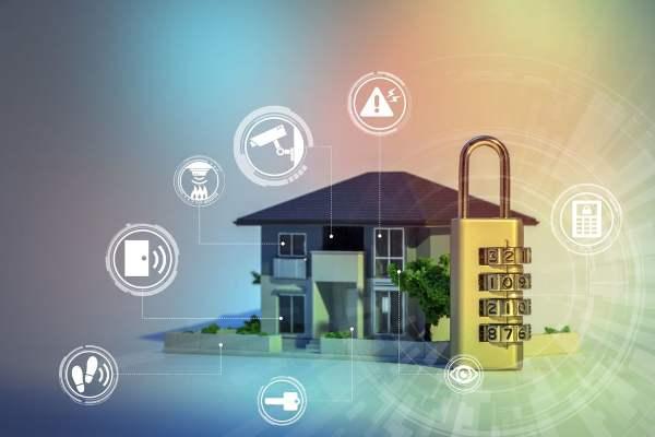 sicurezza della casa