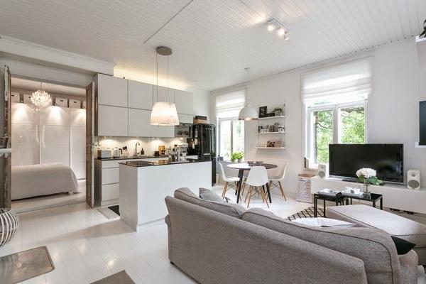 Come arredare un soggiorno di design - Design Italia