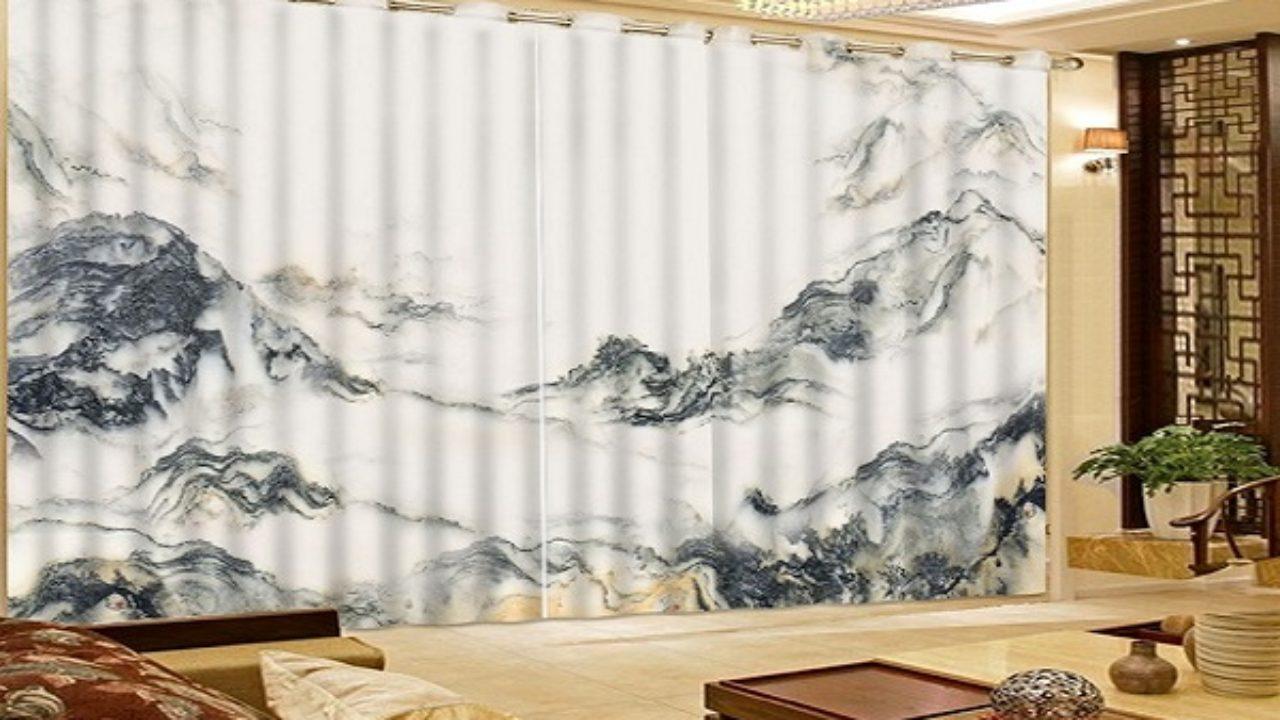 Tende Da Salone Ultime Tendenze decorazione casa, le tende nell'arredamento - design italia