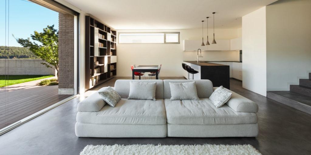 Come arredare un soggiorno - Design Italia