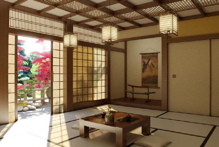 lo stile d arredo giapponese design italia