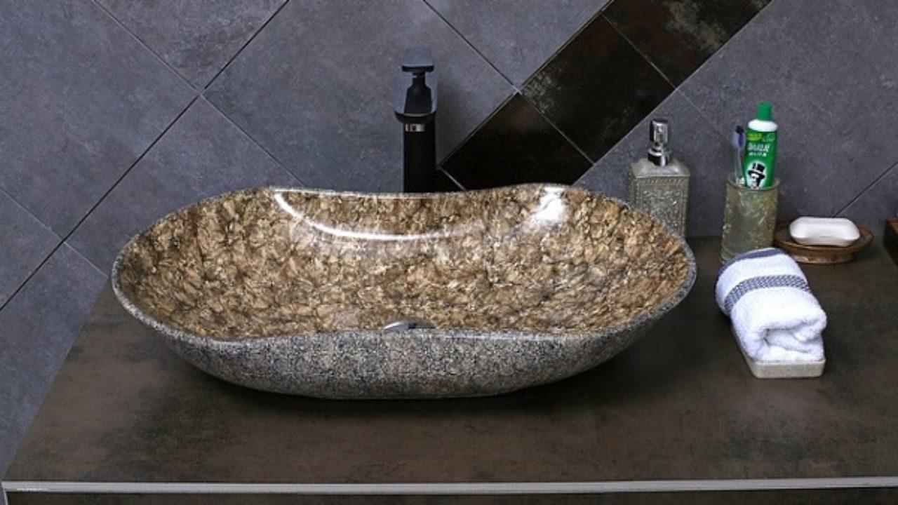 Lavandini Rustici In Pietra quando il lavabo diventa di design e permette di arredare un