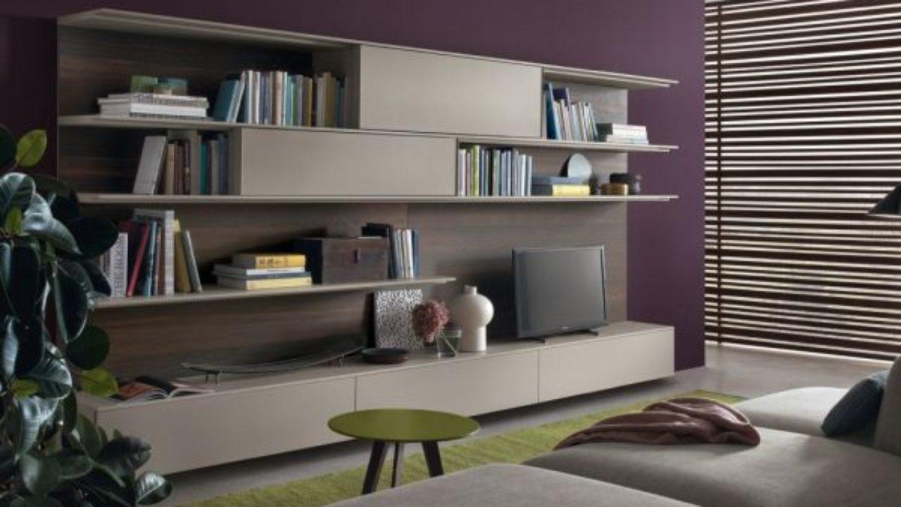 Arredare Mensole Soggiorno come arredare un soggiorno: più stili a disposizione